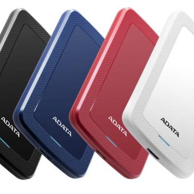 【ADATA 威剛】HV300 1TB 2.5吋行動硬碟