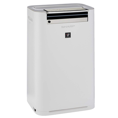 Sharp   Air Plasmacluster Air Purifier with Humidifier KC-G60E