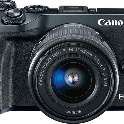 【Canon 佳能】EOS M6 單眼相機