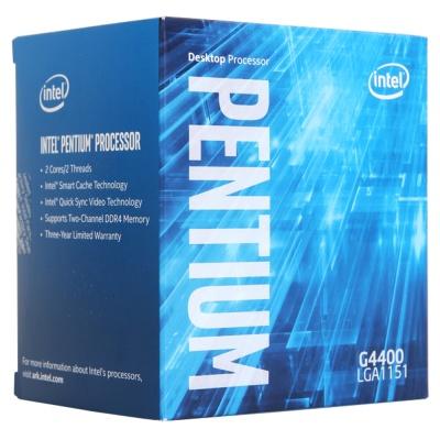 Intel Pentium Processor G4400 3.3 GHz