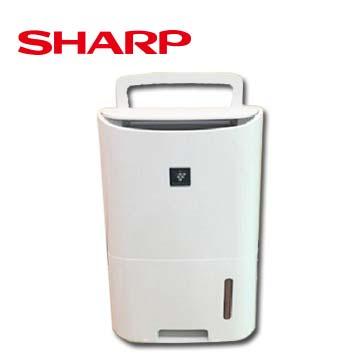 SHARP 6.5公升清淨除濕機DW-F65HT-W