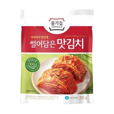 Jongga   Kimchi - Cut Cabbage Kimchi (HALAL)