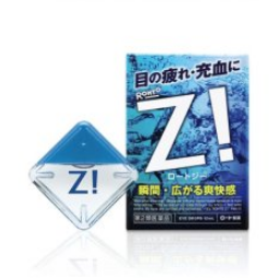 Rohto| น้ำตาเทียม Rohto Z! Refresh Your Eyes For Contact Lens