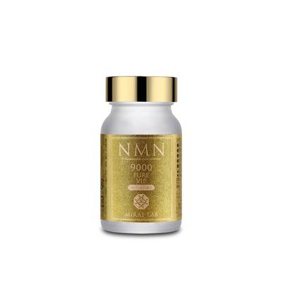 NMN|Pure VIP 9000 60 Capsules