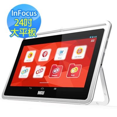【InFocus】Big Tab (IF236A) 24吋平板電視電腦