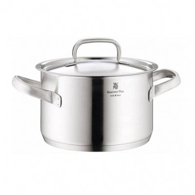 德國WMF Gourmet Plus 24cm 雙耳湯鍋