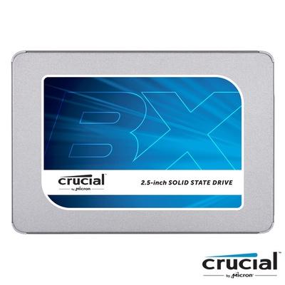 【Micron 美光】Crucial BX300 120GB SSD
