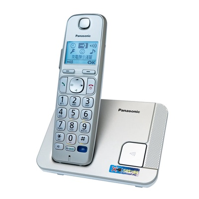 【Panasonic 國際牌】數位DECT 中文顯示電話 KX-TGE210