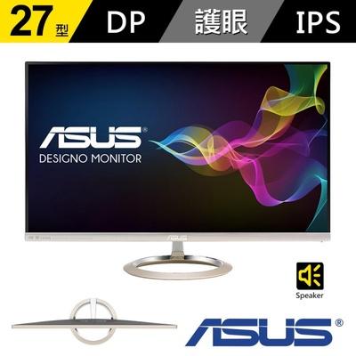 【ASUS】MX27UC 27型IPS 4K美型護眼螢幕