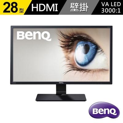 【BENQ】GC2870H 28型 VA超廣角寬螢幕