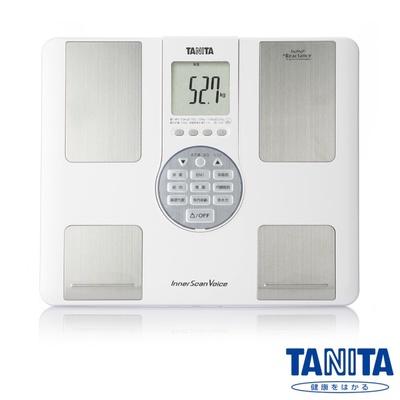 日本TANITA 十合一語音體組成計BC-202(日本製)