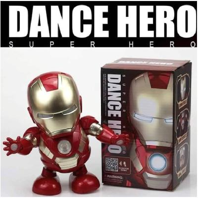鋼鐵人跳舞玩具