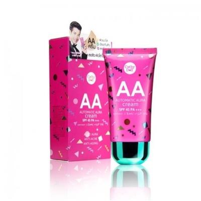 Cathy Doll AA Automatic Aura Cream | เคที่ดอลล์ รองพื้น คุมมัน