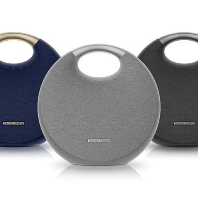 【Harman Kardon 哈曼卡頓】Onyx Studio 5 手提無線藍牙喇叭