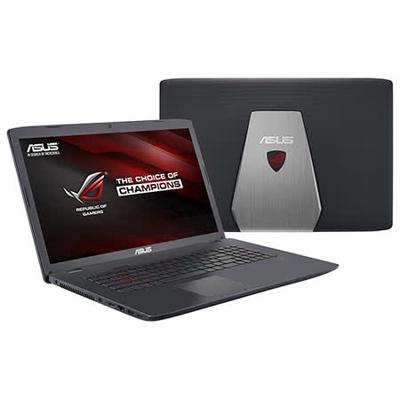 ASUS華碩  17.3吋電競筆電 i7-6700HQ/8G/ 1TB+128SSD/ GTX960-2G (GL752VW)