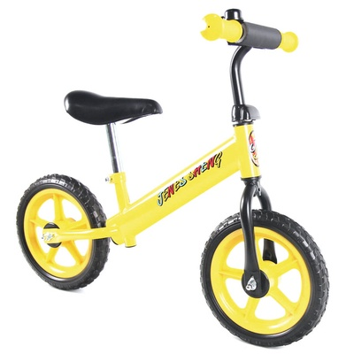 【JS】12吋兒童平衡滑步車