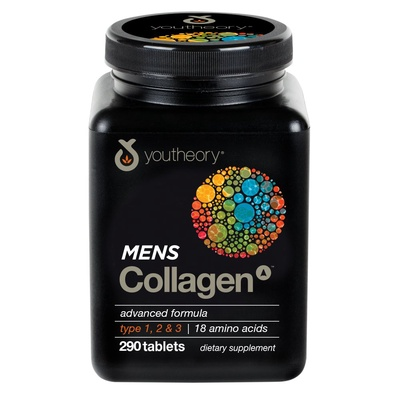 YOUTHEORY | MENS COLLAGEN ADVANCED FORMULA