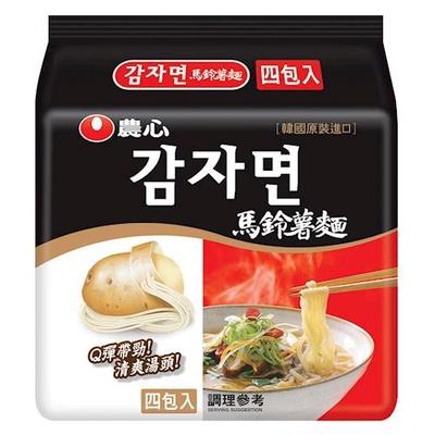【農心】馬鈴薯麵
