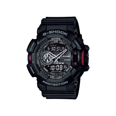 Casio | G-Shock Analog Digital Men Sport Watch GA400-1B