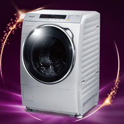 Panasonic國際牌 16kg 滾筒式洗衣機NA-V178BW