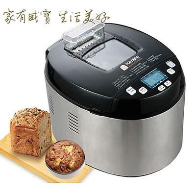 威寶KAISER 智慧型麵包製造機雙內鍋型 BM-812(全自動投料雙內鍋麵包機)
