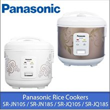 Panasonic Electric Rice Cooker SR-JN105