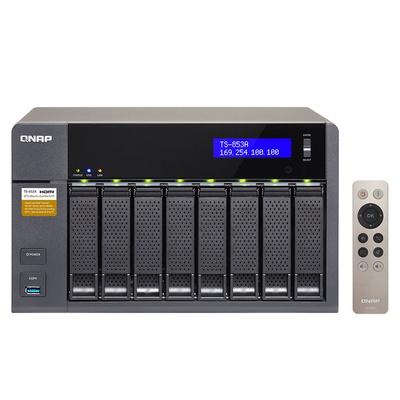 【QNAP威聯通】TS-853A 4G 8Bay Nas網路儲存伺服器