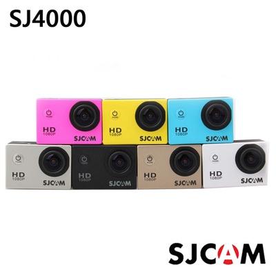 SJCAM SJ4000防水運動型攝影機