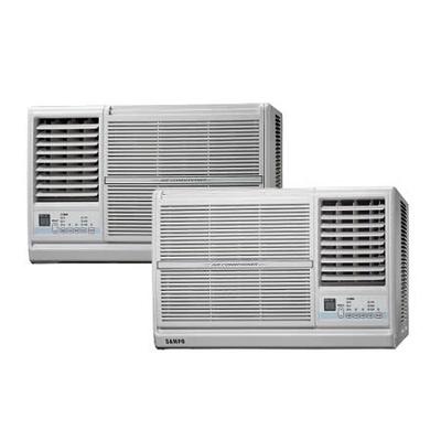 【SAMPO 聲寶】2-3坪窗型定頻冷氣(AW-PC22R/AW-PC22L)