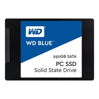 【威騰WD】SSD 250GB 2.5吋固態硬碟(藍標) TLC