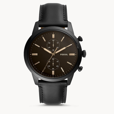 Fossil | Townsman Chronograph Leather FS5585