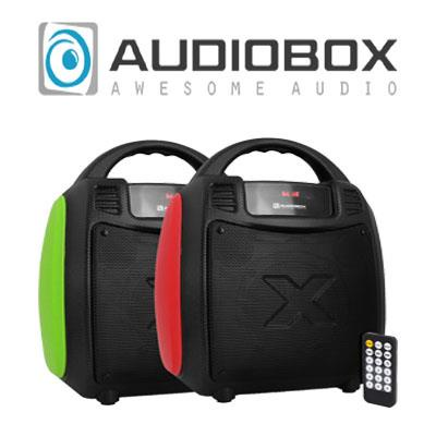 Audiobox BBX300