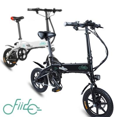 【FIIDO】F1 電動摺疊自行車