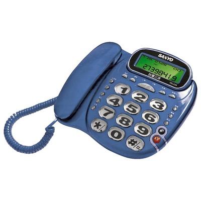 【SANYO 三洋】大字鍵和弦鈴聲有線電話機(TEL539)