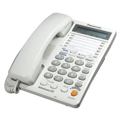 【Panasonic 國際牌】雙外線有線電話KX-T2378