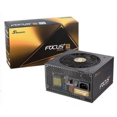 SEASONIC | Focus Gold GX-650 Power Supply Unit (SSR-650FX)