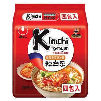 【農心】韓國泡菜味拉麵