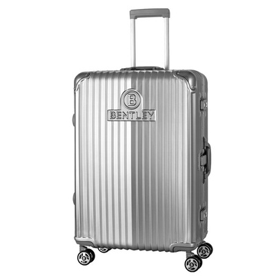 【Bentley 賓利】PC+ABS 29吋升級鋁框拉桿輕量行李箱