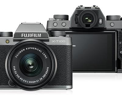 【FUJIFILM 富士】X-T100 類單眼相機