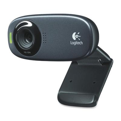 Logitech羅技 HD網路攝影機Webcam C310