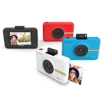 【Polaroid 寶麗來】SNAP TOUCH 觸控數位拍立得相機
