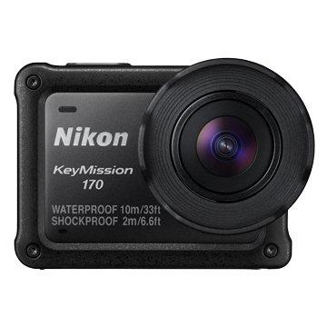 【NIKON 尼康】 KEYMISSION 170 運動相機