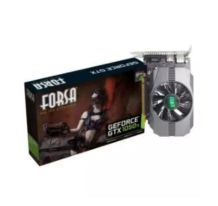 FORSA GTX1050TI 4G/128BIT/GDDR5 GAMING edition (SINGLE FAN)