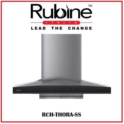 Rubine | Cooker Hood RCH-THORA-SS