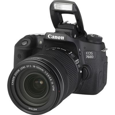 Canon EOS 760D 數位單眼相機公司貨