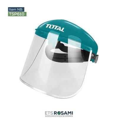 Total | Safety Face Shield หมวกกันสะเก็ด หน้ากากกันสะเก็ด รุ่น TSP610