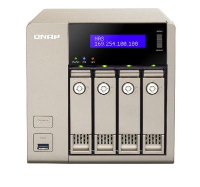 【QNAP 威聯通】TVS-463 4Bay NAS網路儲存伺服器