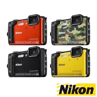 【NIKON 尼康】COOLPIX W300 防水相機