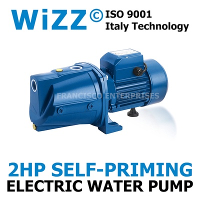 Wizz | Jetmatic Water Pump Self Priming Shallow Well
