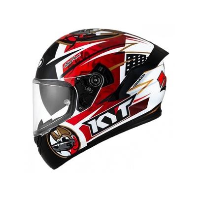 Kyt | NFR Full-Face with Double Visor Helmet